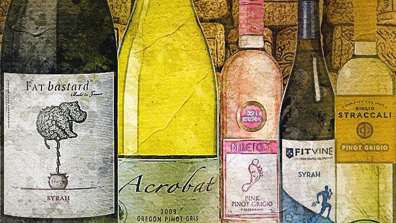 Pinot Gris и Pinot Grigio, Syrah и Shiraz. Есть ли разница?
