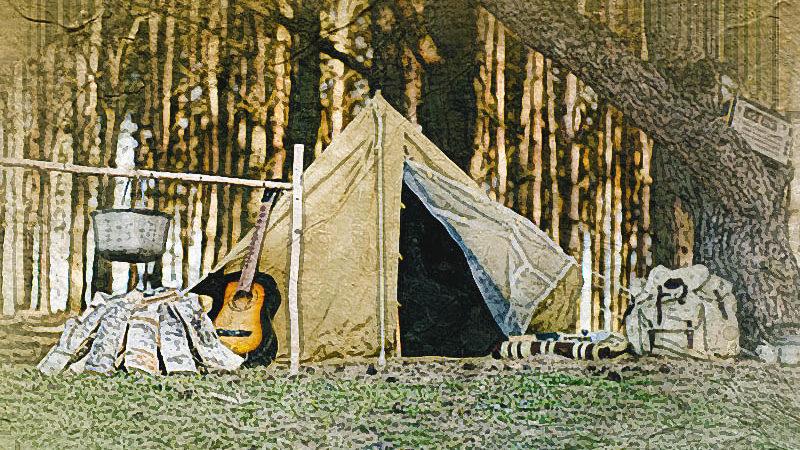 Палатка туристическая: как выбрать