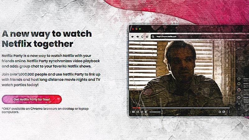 Совместный просмотр фильмов онлайн