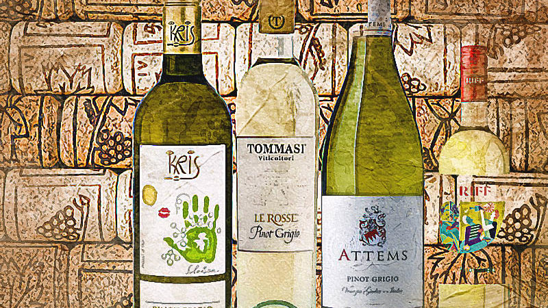 Вино «Pinot Grigio» цена