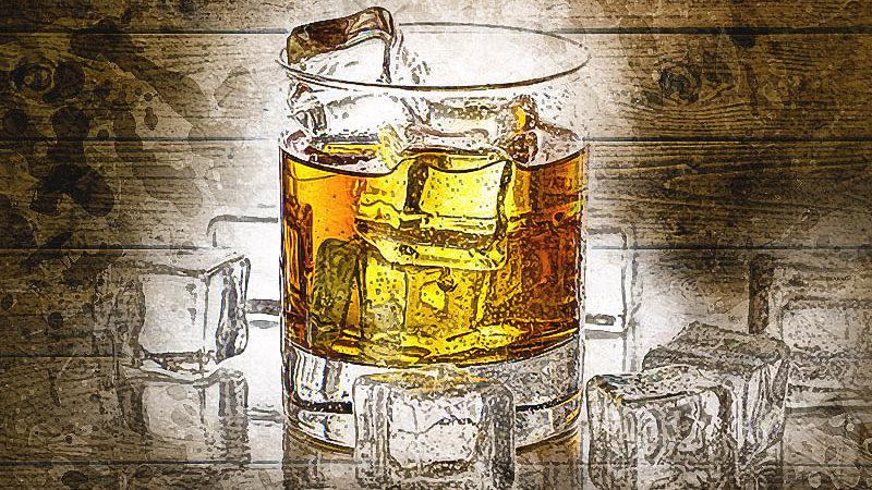 Как сделать виски из бурбона