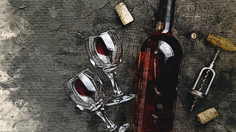 Как открыть вино штопором и без него