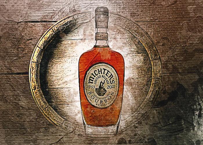 Michter's 20 лет виски