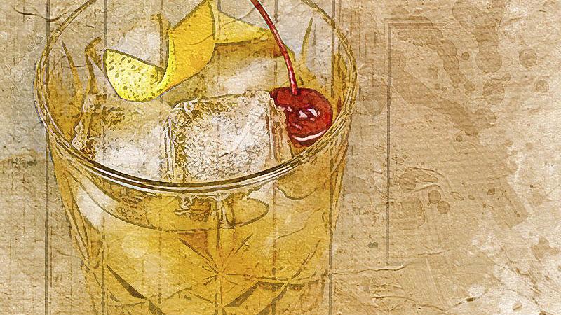 На стиле: Старомодный коктейль Old Fashioned