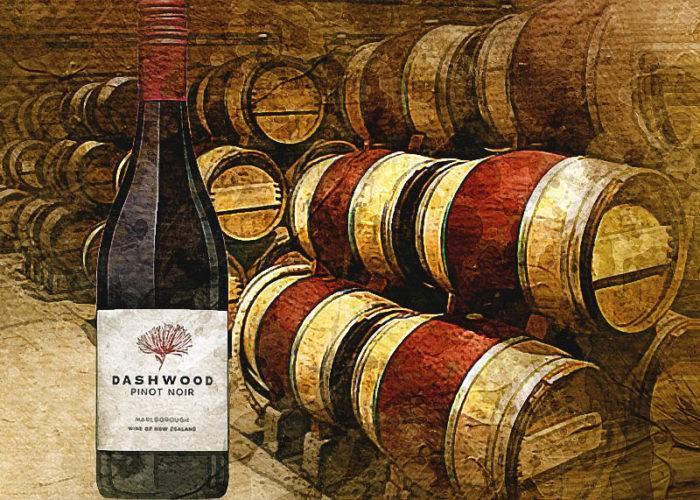 Dashwood пино нуар сорт винограда